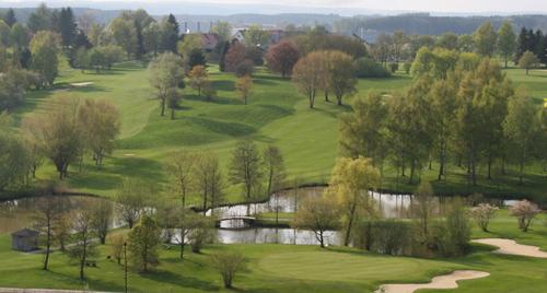 golf in linden golfplatz bad wurzach exklusiv golfen. Black Bedroom Furniture Sets. Home Design Ideas