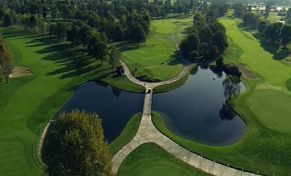 Der beste Golfclub Italiens: Royal Park i Roveri