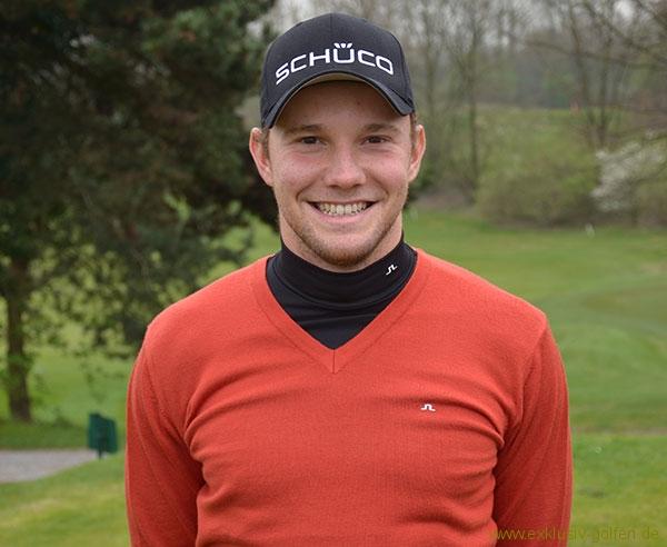 Golfpro Max Kieffer: Porträt in Bildern