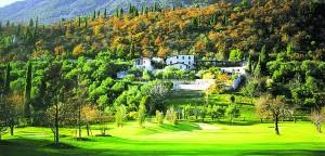 bogliaco golf am gardasee in italien
