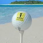 Kuredu Golfplatz auf den Malediven