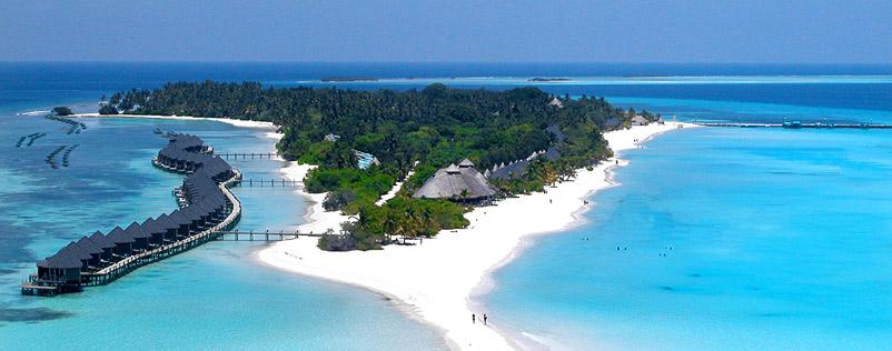 GOLFtime auf den Malediven?