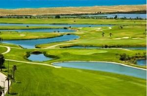 Golfplatz Salgados