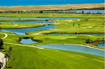 Algarve: Paradiesische Golfplätze Vilamoura & Salgados