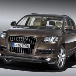 Perfekt fürs Golfequipment: Q7, Foto: Audi