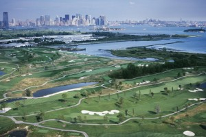 "Golfplatz ""Liberty National"", Foto: Tom Kite Design"