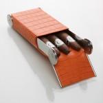 Edles Zigarren-Etui von Laura Chavin, Foto: Laura Chavin