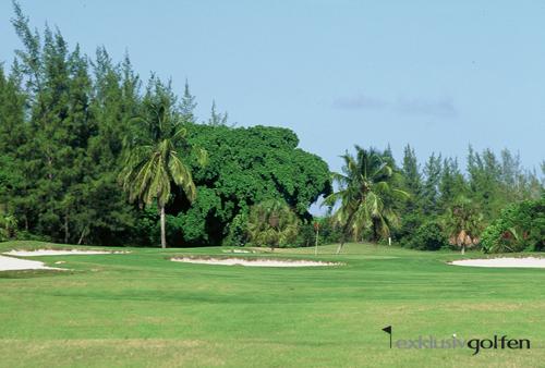 Treasure Cay Golfplatz auf Bahama-Insel Abaco, Foto: Bahamas Tourist Office