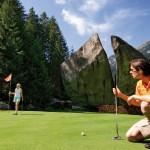Platzreife-Schnell-Kurs im Vorarlberg: Golfplatz Silvretta
