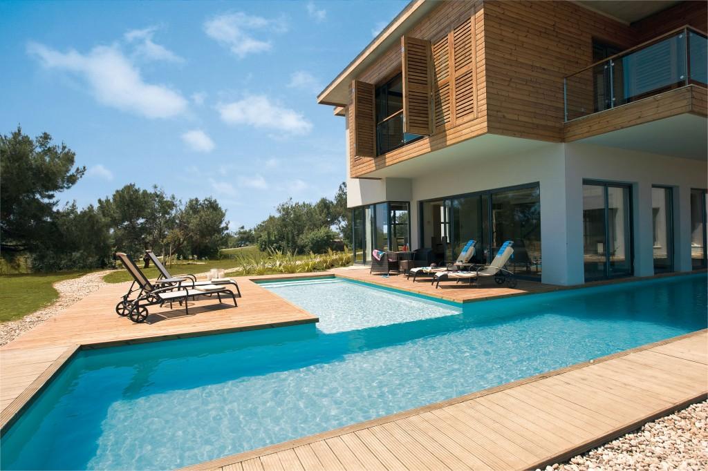 LykiaWorld Antalya Resort-Villa mit direktem Zugang zum Grün