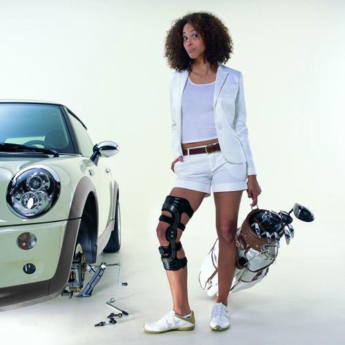 Mit Knieverletzung golfen?