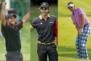 Umfrage: Wer ist der schönste Golfer?