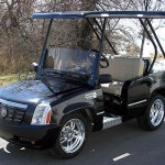 2009 Escalade Golf Cart