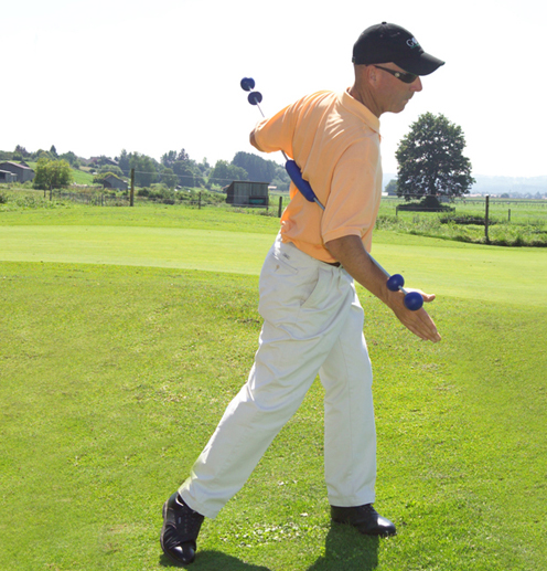 Staby-Golftraining