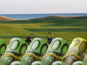 Golfplatz-Millionaere