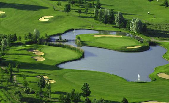 Bester Golfplatz Deutschlands: GC St. Leon-Rot mit dem Meisterschaftsplatz Rot