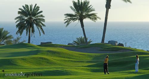 Der spektakulärste Golfplatz der Insel: ANFI TAURO GOLF