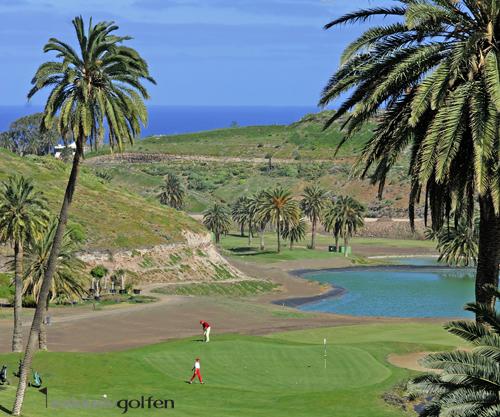 Längste Golfplatz Spaniens: Meisterschaftsplatz El Cortijo Club de Campo