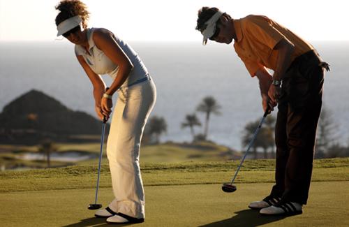 Gran canaria im februar exklusiv golfen for Gran canaria padel indoor