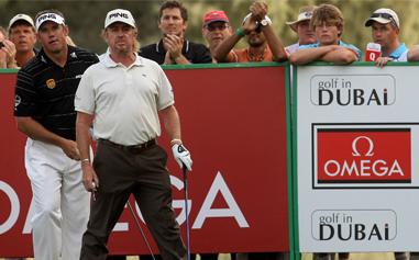 Jiménez siegt, Kaymer vierter in Dubai, Stricker siegt in L.A. u. wird neue Nr. 2,  Tiger Woods wieder bei Ehefrau