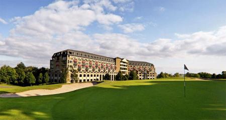 Very british: Im exklusiven Manor Resort Newport Wales findet der Ryder Cup 2010 statt
