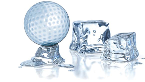Golf on Ice – Eine neue Sportart avanciert zum Wintertrend