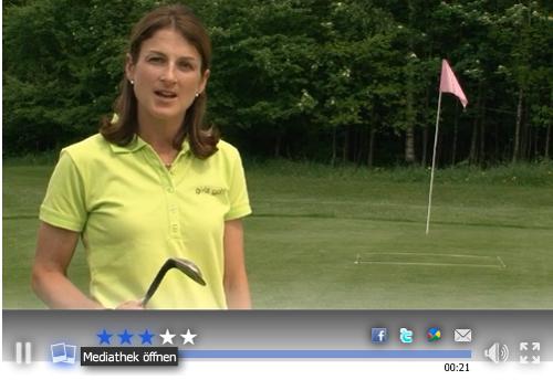 Golf Basics: Kurzes Spiel, Chippen, Pitchen