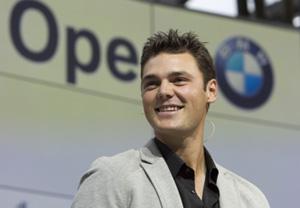 Martin Kaymer überraschend offen bei der BMW International Open 2010 Pressekonferenz
