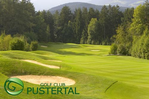 Spektakuliere Modellierung der Fairways: Golfclub Pustertal