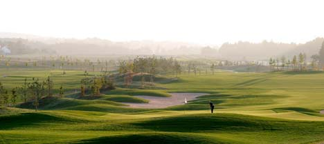 Golfpark Gut Häusern mit schottischen Genen ist Austragungsort der Ladies German Open 2010