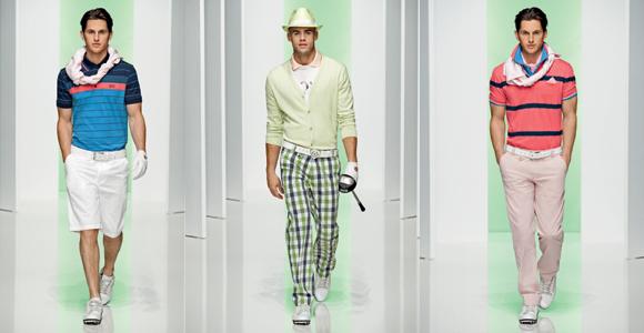 Das Fairway als Laufsteg: Hugo Boss kleidet immer mehr internationale Golfer ein
