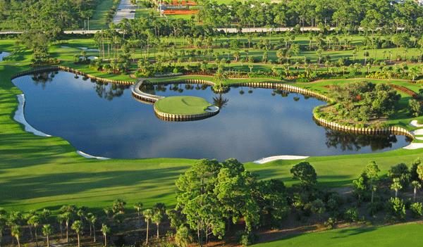 Weltfinale in Florida -Trump Golf - Trump International