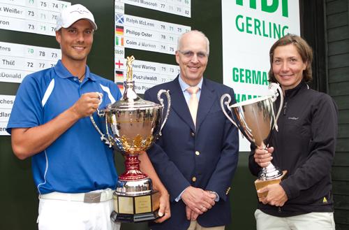 Deutsche Meisterschaft der Professionals 2010: Gewinner, Preisgeld und Rangliste