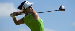Michelle Wie - Form Tendenz  stark steigend