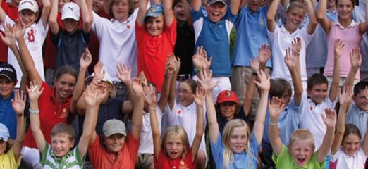 Neue Turnierserie für Kids: Bayerischer Schüler Golf Cup mit 1. Finale