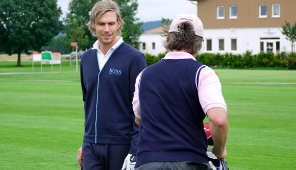 Golf als Business-Faktor: Andrea Mannhardt hat mit ihrer Firma eine Nische gefunden