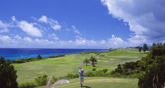 1. offizielles PGA Bermuda Wintercamp: Golftraining mit Luxusurlaub im Golfer-Paradies Bermuda