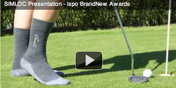 ISPO BrandNew Award 2011 mit Golfprodukt: Geben Sie Ihre Stimme!