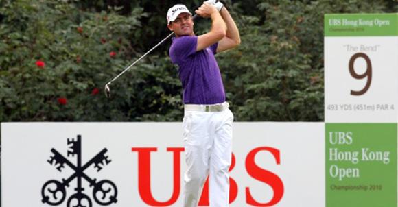 Hong Kong Open 2010: Poulter gewinnt, Kaymer pausiert, McDowell Platz 5