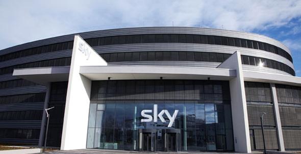 Sky streamt aus dem Münchner Headquarter das Women's British Open Turnier
