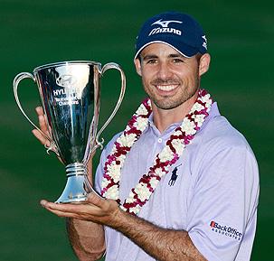 Hyundai Tournament of Champions: Amerikaner Jonathan Byrd gewinnt im Playoff
