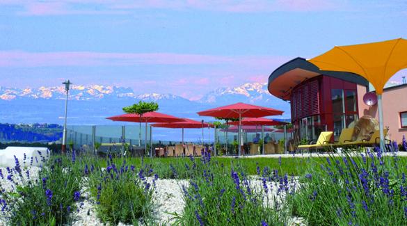 Deutschlands 1. Feng-Shui Golfplatz mit Fünf-Elemente-Clubhaus-Küche