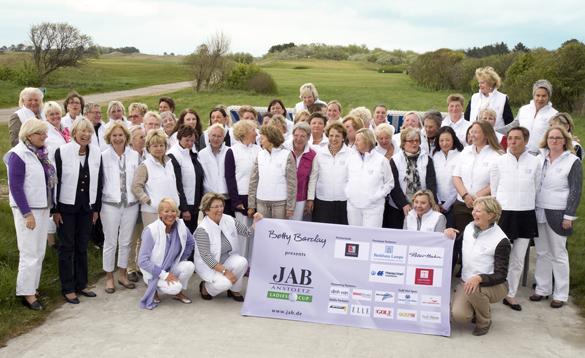 JAB ANSTOETZ Ladies Cup 2011: Die golfenden Frauen sind los!