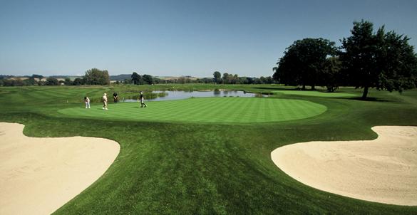 Hartl Resort Bad Griesbach: Beckenbauer Golfcourse ist der Golfliebling der Stars