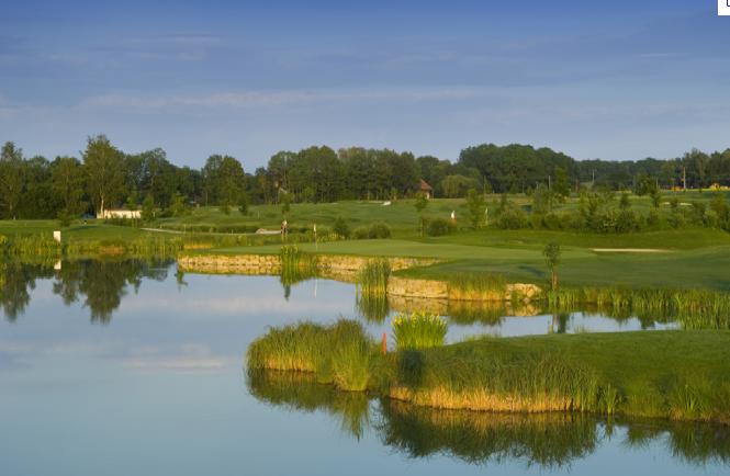 Golf Resort Bad Griesbach: Junger Meisterschaftsplatz Mercedes Benz Golf Course