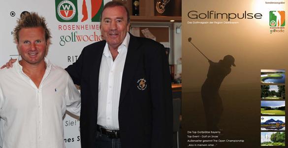 Rosenheimer Golfwoche 2011: Fünf Meisterschaftsplätze, Rekordteilnahme und ein eigenes Golfmagazin