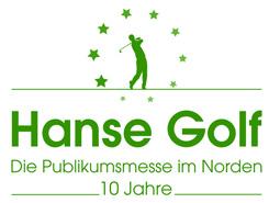 Golfmesse 2012: Hanse Golf feiert 10-jähriges Jubiläum