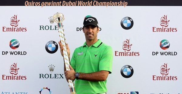 Live Stream Golf Dubai World Championship – Race to Dubai