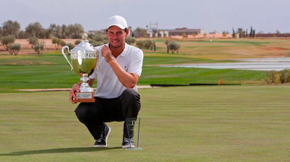 EPD-Tour 2012: Deutscher Marcel Haremza holt sich Sieg in Marokko