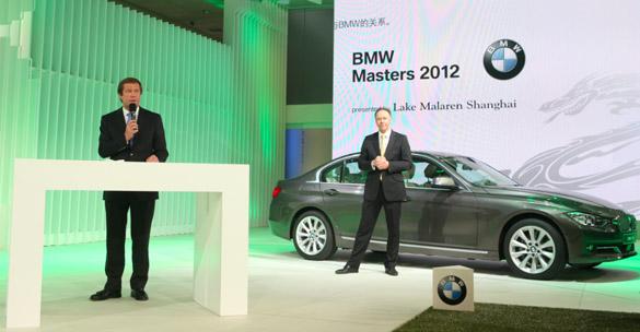 Neues Golf-Profi-Turnier 2012: BMW Masters mit 7 Mio. Dollar Preisgeld